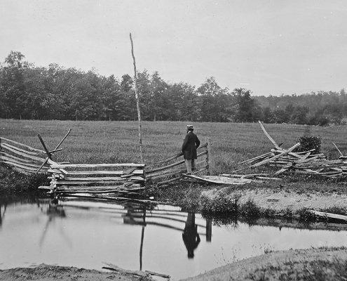 Stealing the Sun: Mathew Brady's Gettysburg Photographs